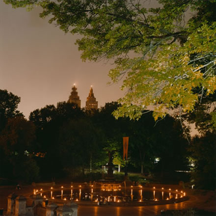 Debra Bloomfield - Bethesda Fountain, Central Park, New York