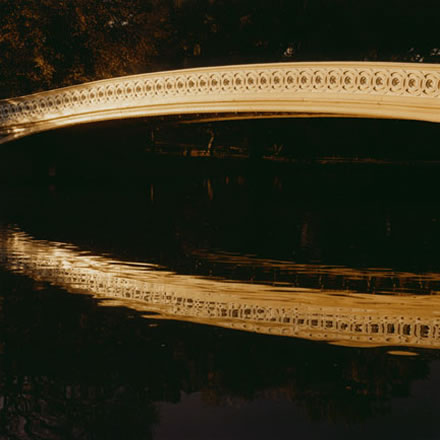 Debra Bloomfield - Bow Bridge, Central Park, New York