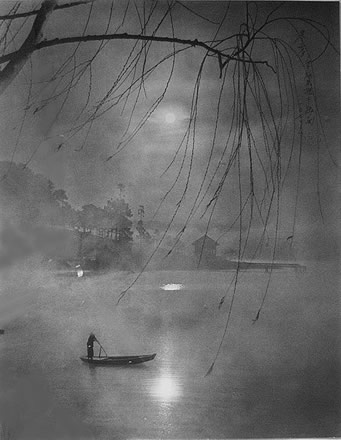 Don Hong-Oai - Winter Fog, Li River, Guilin