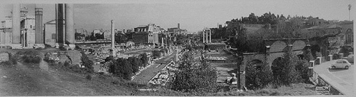 Eugene Goldbeck - Roman Forum