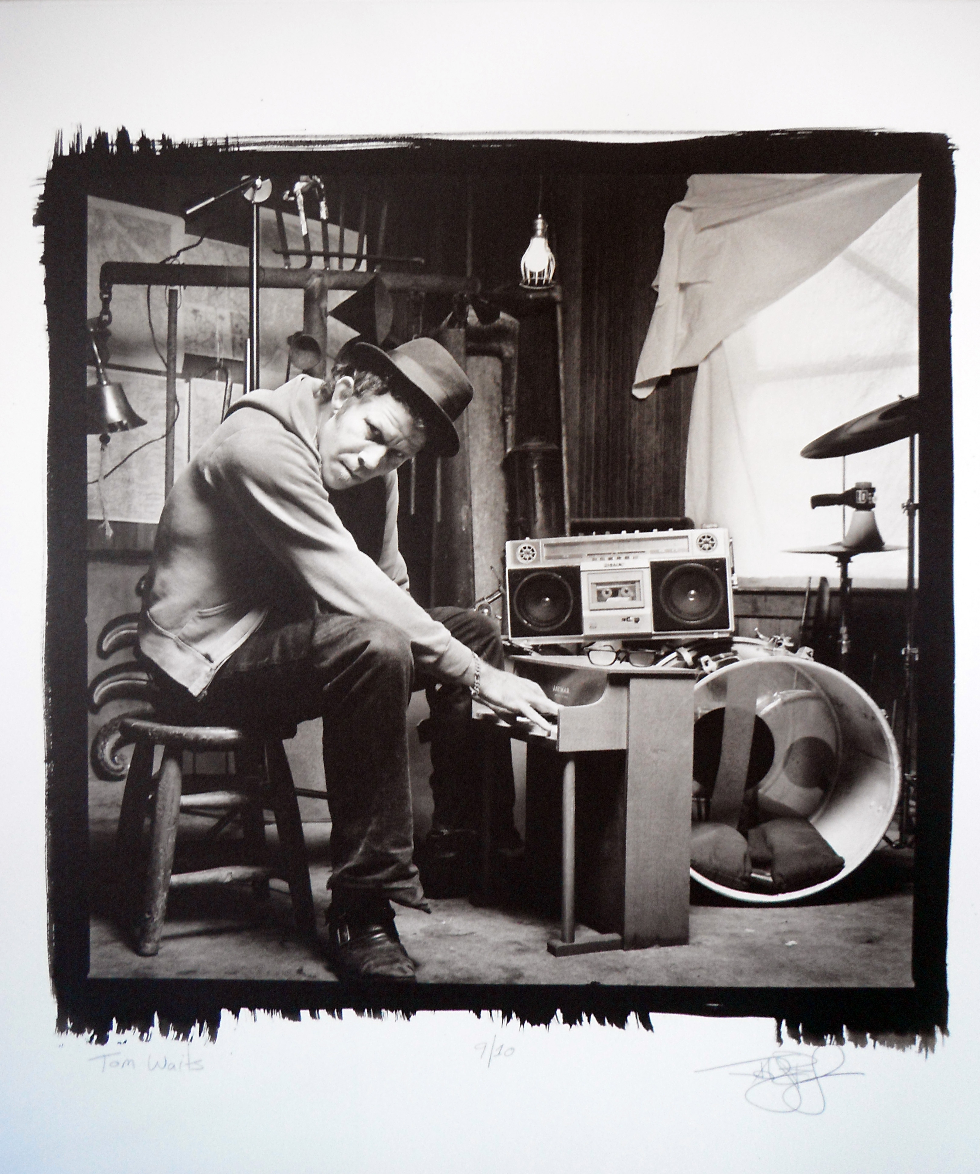 Jay Blakesberg - Tom Waits