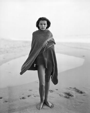 Jock Sturges - (A129) Marine; The Last Day of Summer #2; Montalivet, France 1989