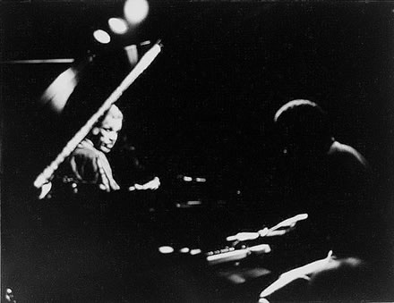 Kathy Sloane - Dexter Gordon and George Cables