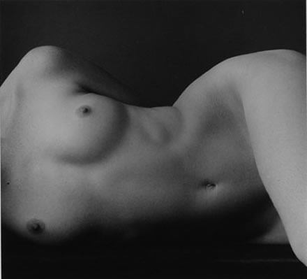 Marsha Burns - Untitled (Horizontal Torso)