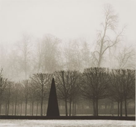Michael Kenna - Point of Honor, Versailles