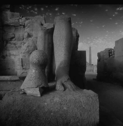 Richard Barnes - Karnak #1, Egypt
