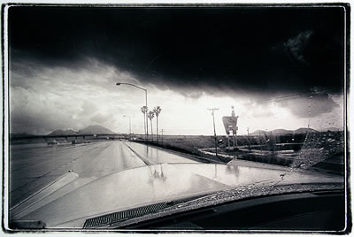 Roger Minick - Freeway, Rain (from the Southland Series)