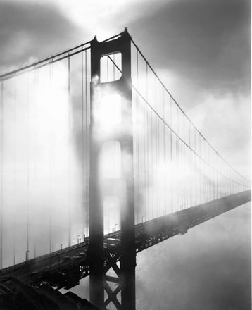 Stuart Levy - Golden Gate Bridge, #102