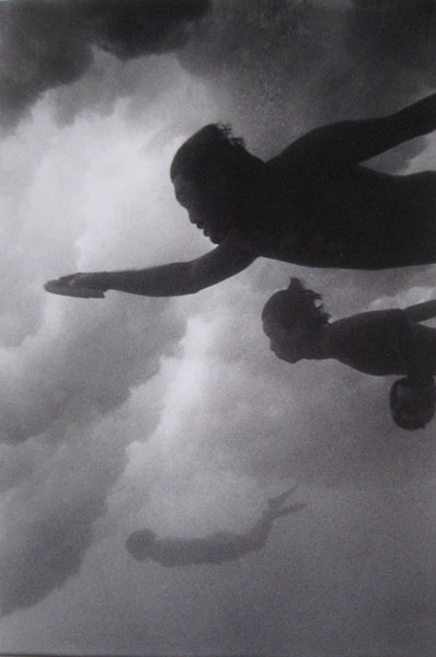 Wayne Levin - Untitled (from the Body Surfer Series)